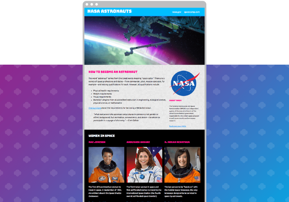 How You Can Teach Teens and Pre-Teens to Build a Website