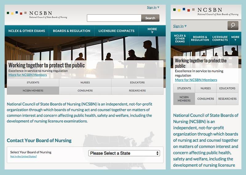 NCSBN Medium and Small
