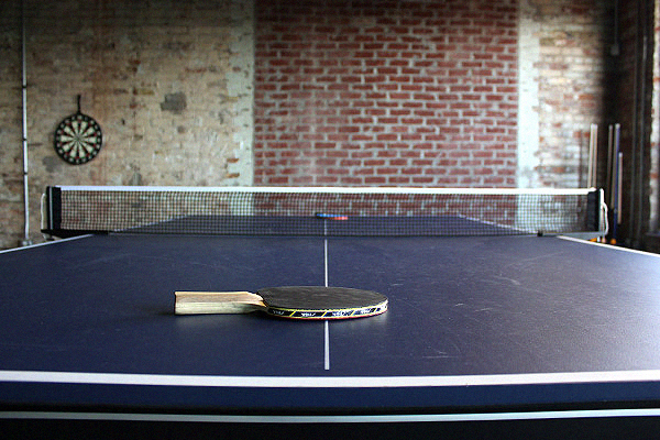 Meet our new space sparkbox web design and development - How much space for a ping pong table ...