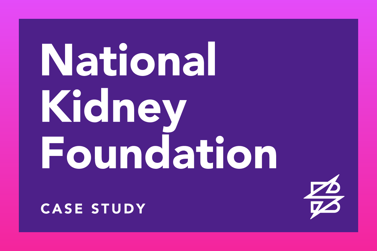 NKF Case Study: Creating a Foundational Design System